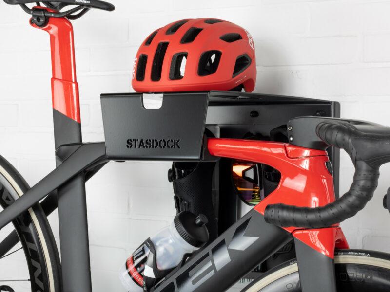 Het compacte fiets ophangsysteem Stasdock