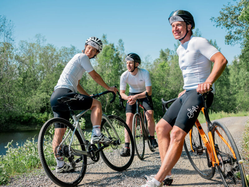 Getest: Unieke fietskleding van Sigr