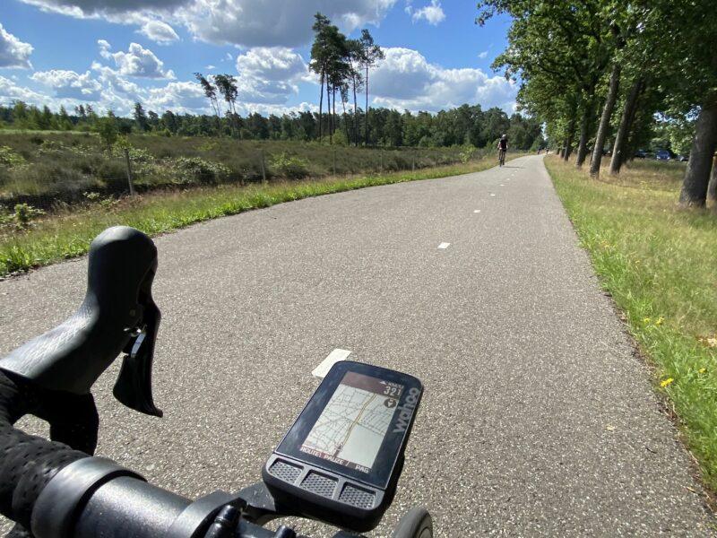 Onbezorgd fietsen met de Wahoo Elemnt Roam
