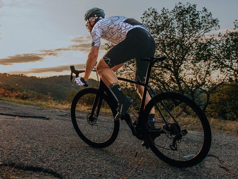 Supernette fietskleding van Katusha